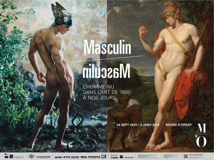 Expo ORSAY - MASCULIN MASCULIN