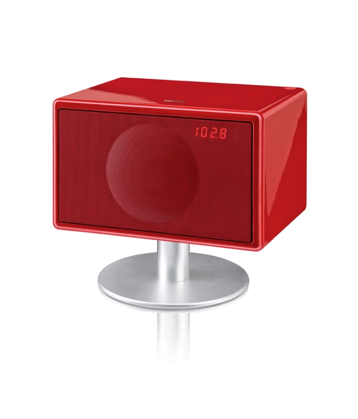 S red side above with stand