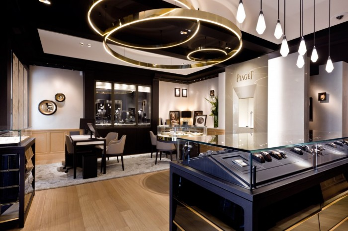 Piaget Boutique Place Vendome
