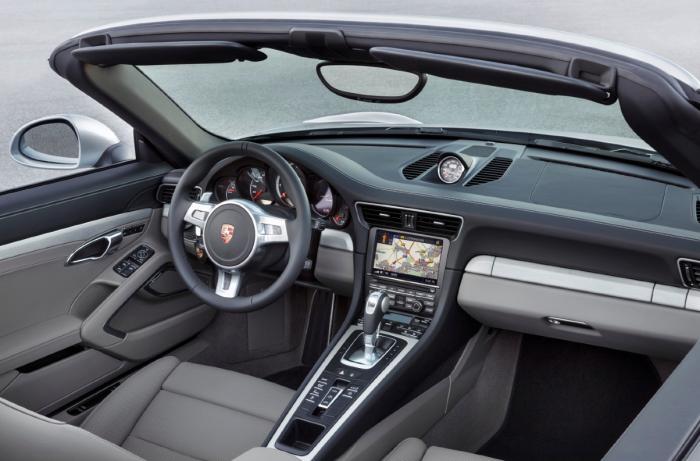 PorscheTurbo Cabriolet 911
