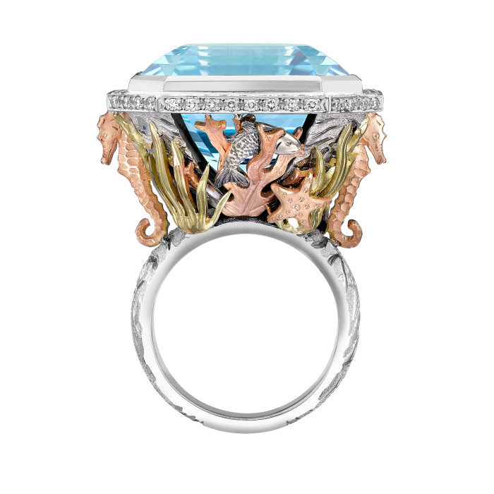Theo Fennell's Under The Sea ring