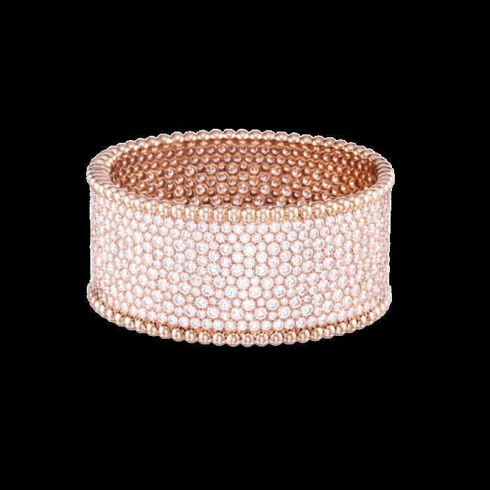 VCARO2EX00_VanCleefArpels_Perlee-cuff-bracelet-diamonds-1