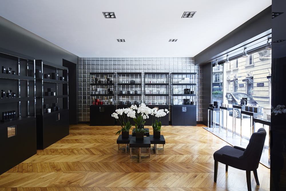 Luxury touch - Maison de karl lagerfeld ...