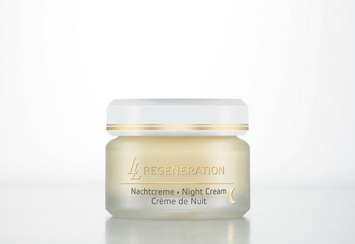 Douce nuit - Crème de nuit - Pot de 50 ml