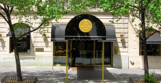 70 Park Hotel **** - Facade
