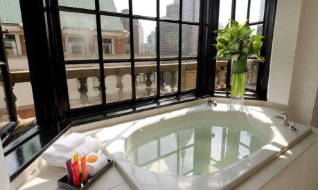 70 Park Hotel **** - Penthouse Bathroom