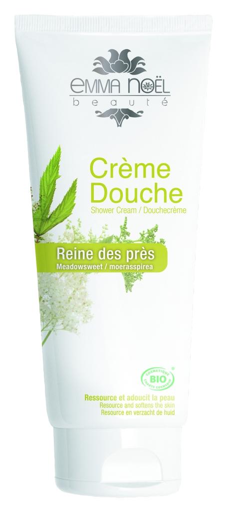 La crème douche « Reine des prés » pour la pause nature
