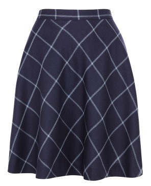 Best Of British - Check Skirt