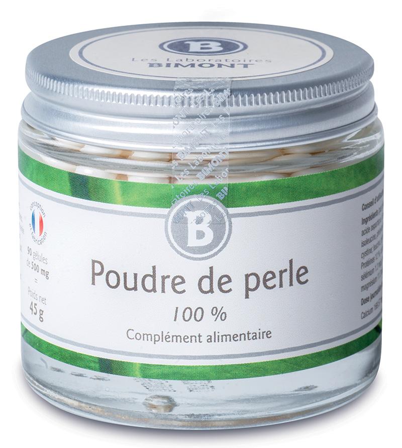 Pot de 30 gélules de 500 mg – 45 € ; 60 gélules – 60€ ; 90 gélules – 72€
