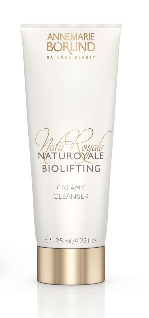 NatuRoyale Biolifting Crème Nettoyante – Flacon de 125 ml – 36€