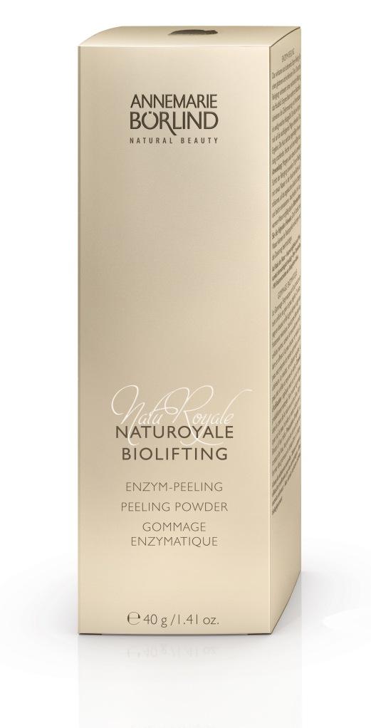 NatuRoyale Biolifting Gommage Enzymatique - Flacon de 40 g - 43 €
