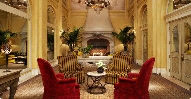 Hotel Monaco **** - Living Room