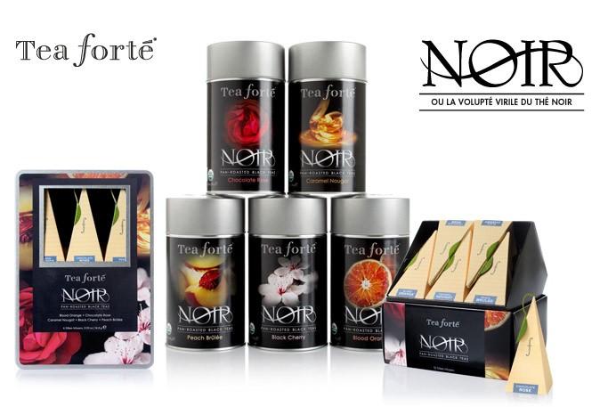 Tea Forté Noir