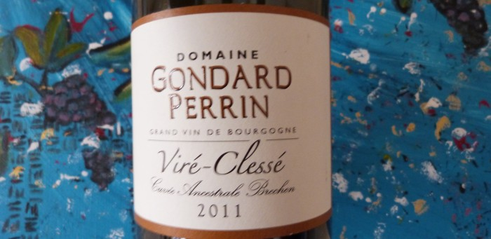 GONDARD PERRIN - 2011 - VIRÉ-CLESSÉ - ANCESTRAL BRECHEN