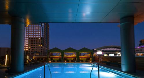 Hotel Palomar **** - Pool