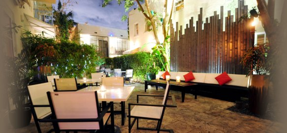 The Angler's Hotel **** - Terrasse 2