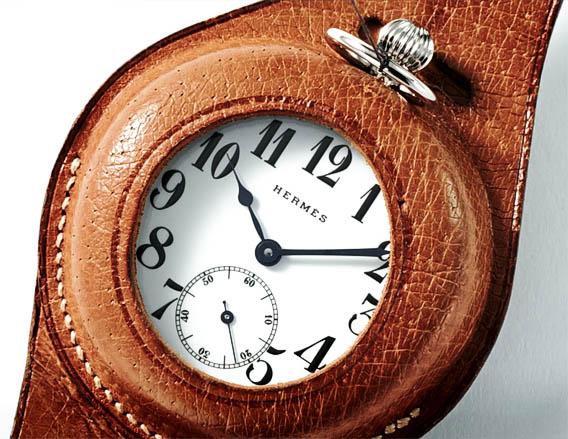 La mécanique du temps Hermès