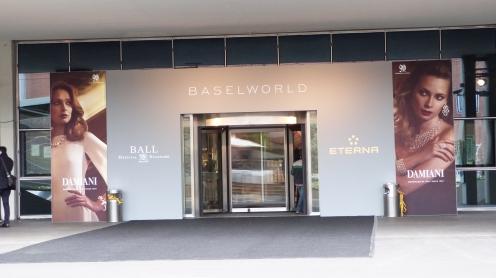 BASELWORLD ENTRÉE 2014