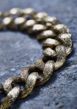 Jojoba Chain Round-neck Necklace