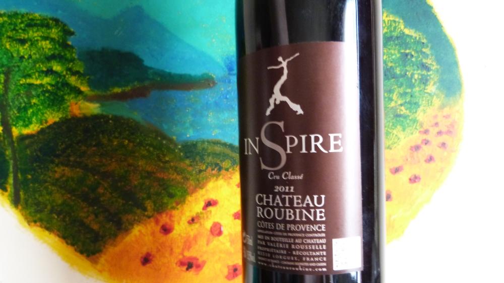 Château Roubine Cru Classé - Inspire Rouge - 2011