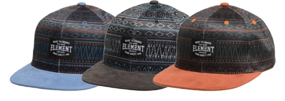 Spring-Mens-2014-Element-casquette-1