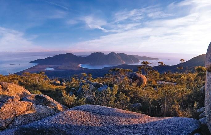 Wineglass-bay Tasmania