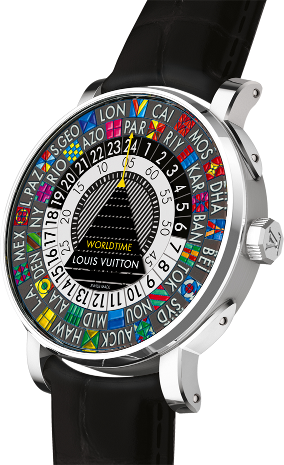 ESCALE WORLDTIME - LOUIS VUITTON