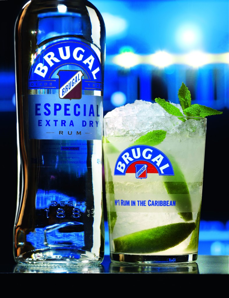 Brugal Mojito Extra Dry