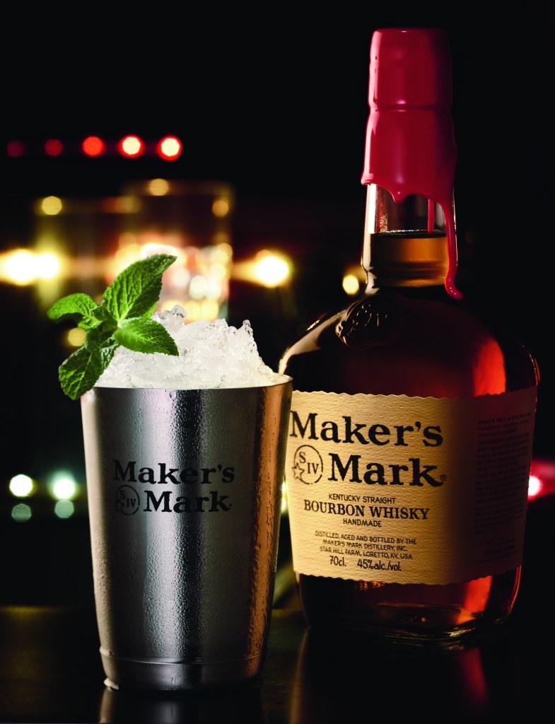 Maker's Mint Julep