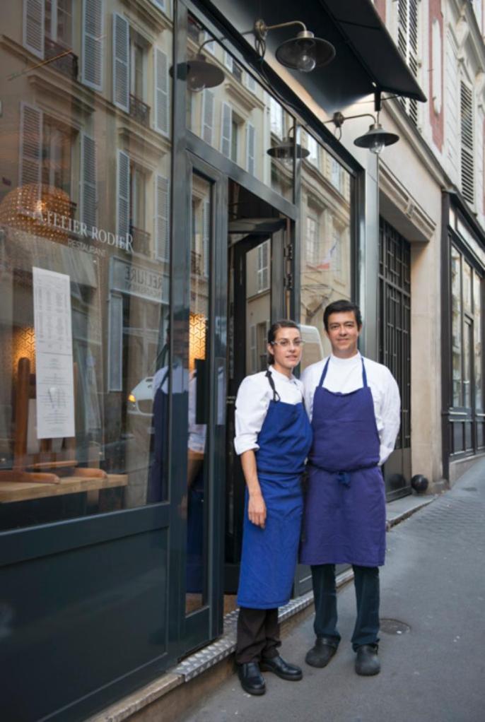 Santiago Torrijos & Béatrice Hiou - Atelier Rodier