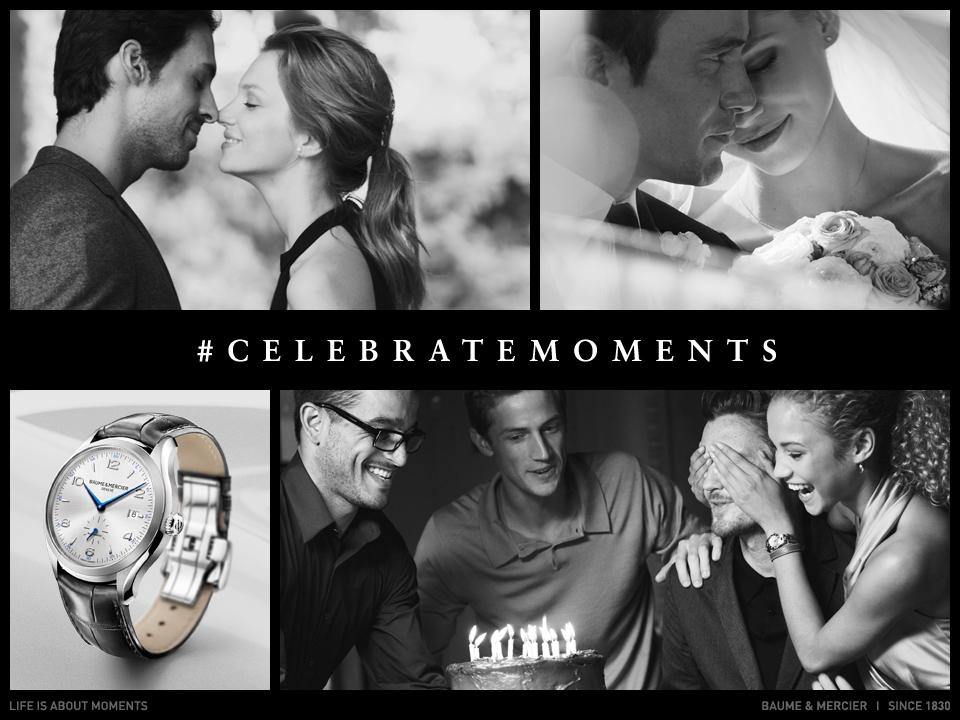 Baume-et-Mercier-Celebrate-Moments-social-media-contest