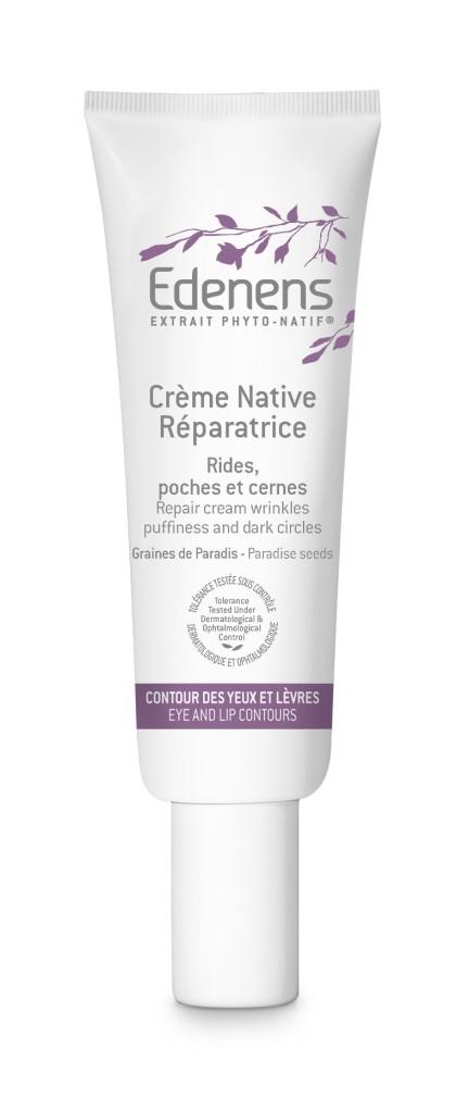 Crème Native Réparatrice ©EDENENS
