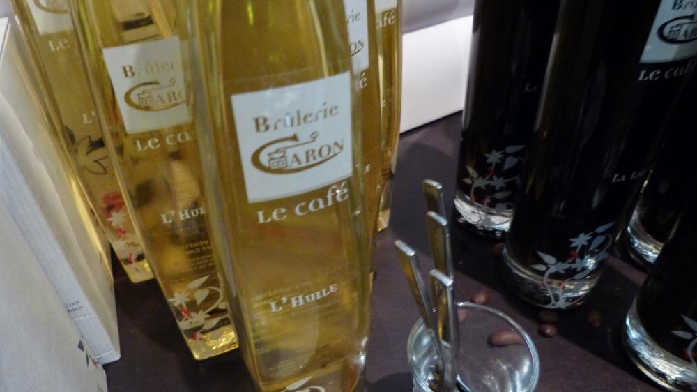 Huile au Café Caron