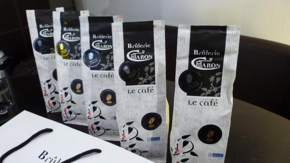 Caron - Café