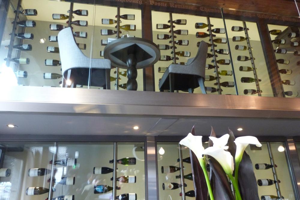 Burgundy Lounge - Lyon - Intérieur