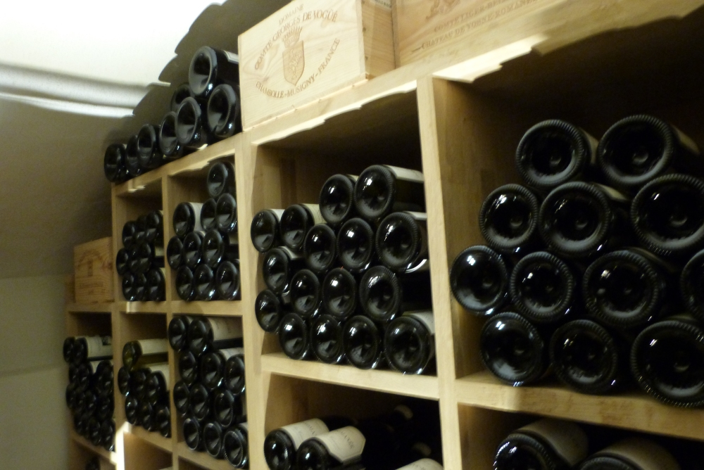 Burgundy Lounge - Vins de Bourgogne - La Cave