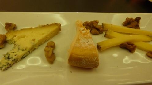 Assortiment de fromages sélectionnés Didier Lassagne (MOF)