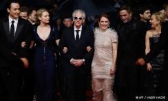 Robert Pattinson, Sarah Gadon, Mia Wasikowska -19/05   MAPS TO THE STARS