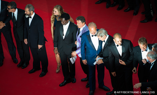The Expendables Cast - 18/05