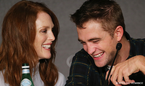 Julianne Moore, Robert Pattinson - 19/05 | MAPS TO THE STARS@