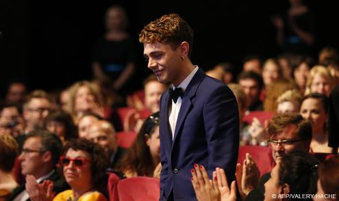 PRIX DU JURY//JURY PRIZE EX-ÆQUO Cannes 2014 – MOMMY by Xavier Dolan & ADIEU AU LANGAGE by Jean-Luc Godard