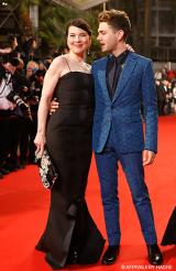 Anne Dorval & Xavier Dolan - 22/05 | MOMMY - Festival de Cannes