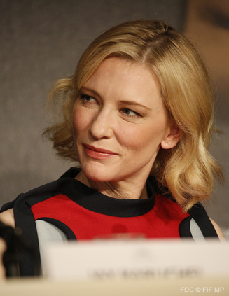 Cate Blanchett - 16/05 | HOW TO TRAIN YOUR DRAGON 2