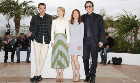 Robert Pattinson, Mia Wasikowska, Julianne Moore, John Cusack - 19/05 | MAPS TO THE STARS