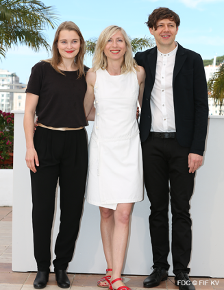 Birte Schnoink, Jessica Hausner, Chrisitan Friedel - 16/05 | AMOUR FOU