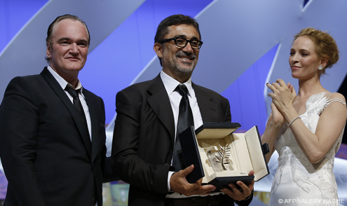 And the PALME D'OR Cannes 2014 is... WINTER SLEEP by Nuri Bilge Ceylan !