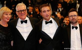 David Linde & Robert Pattinson - 18/05 | THE ROVER
