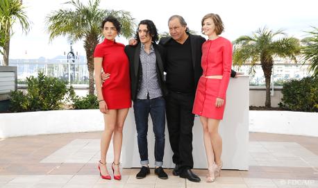 (Séances Spéciales/Special Screenings) Nailia Harzoune, Rachid Youcef, Tony Gatlif, Celine Sallette - 20/05 | GERONIMO