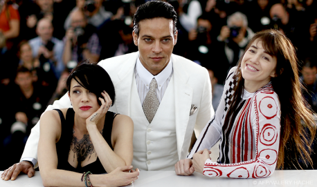 (Un Certain Regard) Asia Argento, Gabriel Garko, Charlotte Gainsbourg - 22/05 | INCOMPRESA