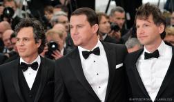 Mark Ruffalo, Channing Tatum, Bennett Miller - 19/05   FOXCATCHER